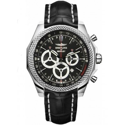 Captain Replica Watch - Breitling Bentley Barnato Racing Black Dial A2536624/BB09