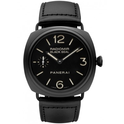 Captain Replica Watch - Panerai Radiomir Black Seal Black Ceramic 45mm PAM00292