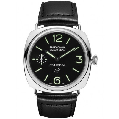 Captain Replica Watch - Panerai Radiomir Black Seal Logo Acciaio 45mm PAM00380