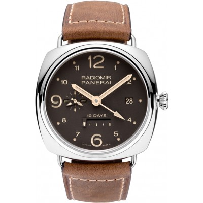 Captain Replica Watch - Panerai Radiomir 10 Days GMT Boutique Edition PAM00391