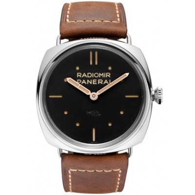 Captain Replica Watch - Panerai Radiomir S.L.C. 3 Days Acciaio 47mm PAM00425