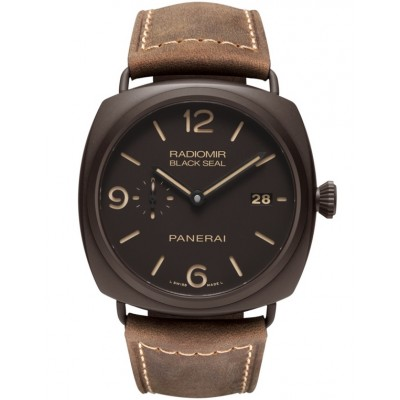 Captain Replica Watch - Panerai Radiomir Composite Black Seal 3 Days 45mm PAM00505