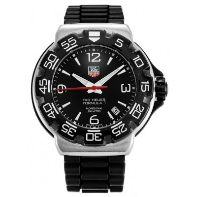 Captain Replica Watch - TAG Heuer Formula 1 Professional 200M Quartz WAC1110.BT0705