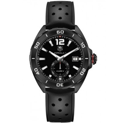 Captain Replica Watch - TAG Heuer Formula 1 Calibre 6 41mm All Black WAZ2112.FT8023