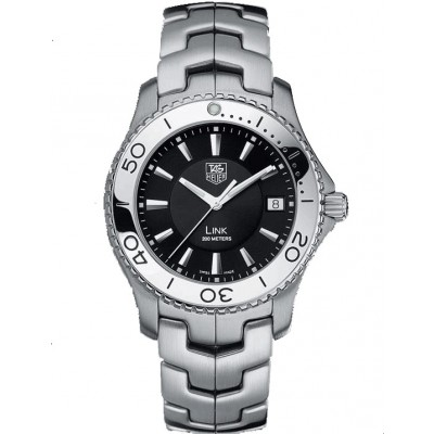 Captain Replica Watch - TAG Heuer Link Quartz Black Dial WJ1110.BA0570
