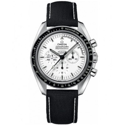 Captain Replica Watch - Omega Speedmaster Moonwatch Silver Snoopy 311.32.42.30.04.003
