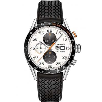 Captain Replica Watch - TAG Heuer Carrera Calibre 1887 McLaren 1974 CAR2A12.FT6033