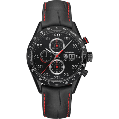 Captain Replica Watch - TAG Heuer Carrera Calibre 1887 Racing CAR2A80.FC6237