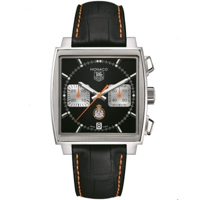 Captain Replica Watch - TAG Heuer Monaco Calibre 12 ACM Monaco Grand Prix CAW211K.FC6311