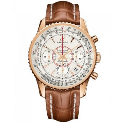 Replica Breitling Montbrillant 01 Chronograph Rose Gold RB013012/G710